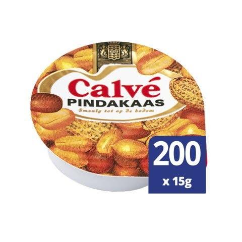 Calvé Pindakaas 200x15g -