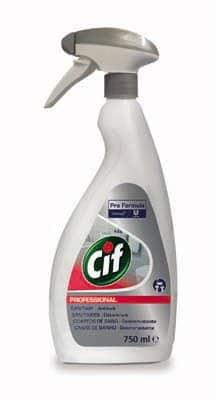 Cif Pro Formula  2in1 Sanitairreiniger 750 ml -