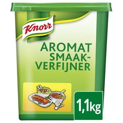 Knorr 1-2-3 Aromat Smaakverfijner 1,1kg -