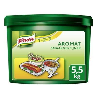 Knorr 1-2-3 Aromat Smaakverfijner 5,5kg -