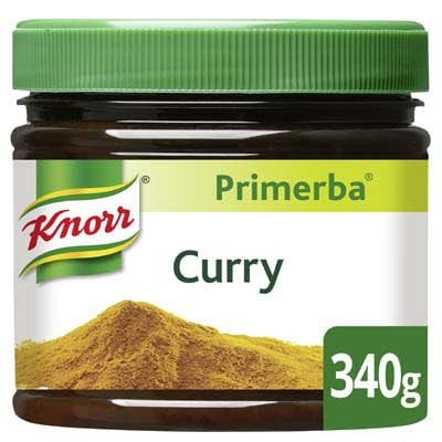 Knorr Primerba Curry 340g -