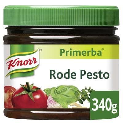 Knorr Primerba Rode Pesto 340g -