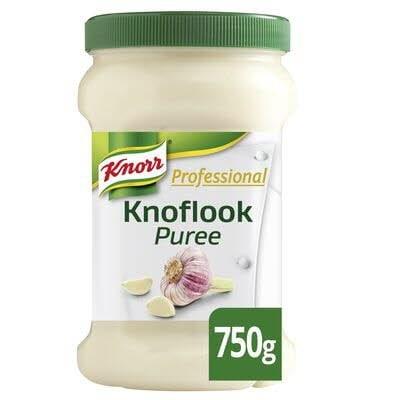 Knorr Professional Knoflook Puree 750g -