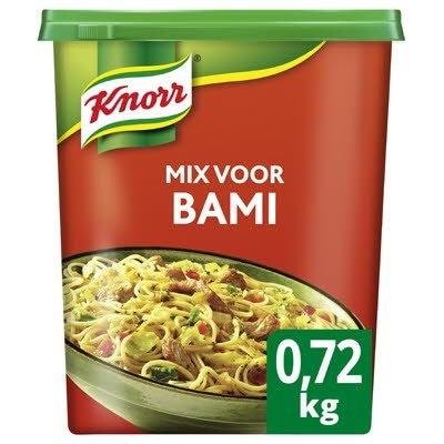 Knorr 1-2-3 Mix voor Bami 0,72kg -