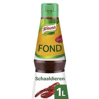 Knorr Garde d'Or Schaaldierenfond 1L -