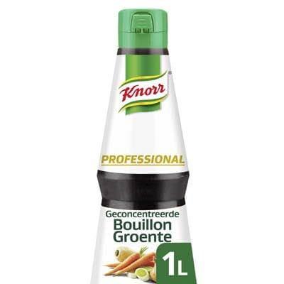 Knorr Professional Geconcentreerde Groentebouillon Vloeibaar 1L -