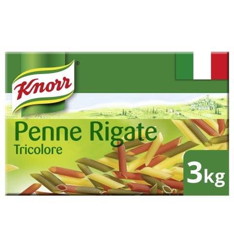 Knorr Collezione Italiana Penne Tricolore 3kg -