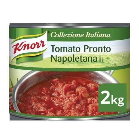 Knorr Collezione Italiana Tomato Pronto Napoletana 2kg -