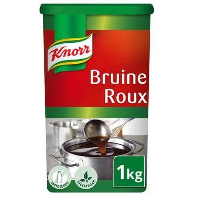 Knorr Bruine Roux Korrels 1kg -