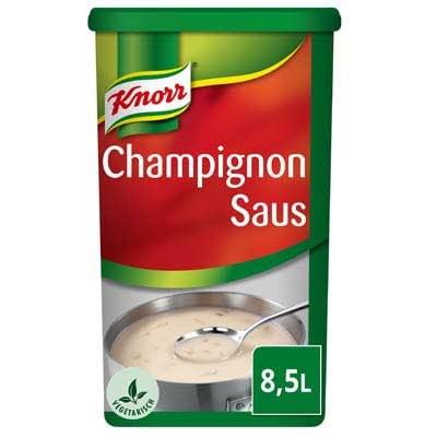 Knorr Champignon Saus Poeder 8,5L -