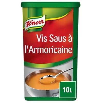Knorr Vis Saus à l'Armoricaine Poeder 10L -