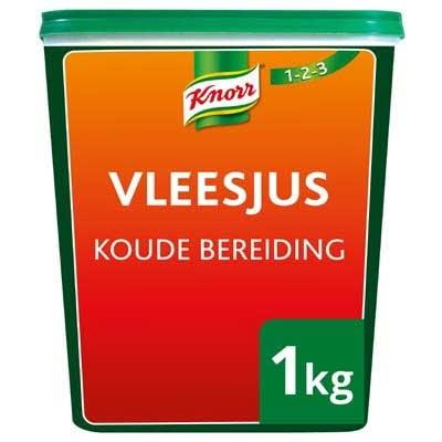 Knorr 1-2-3 Koude Basis Vleesjus Poeder opbrengst 15L -