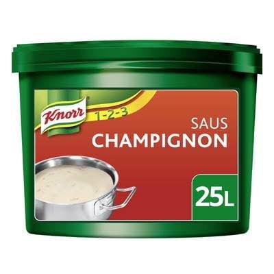 Knorr 1-2-3 Champignon Saus Poeder 3kg -