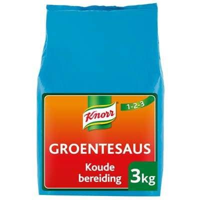 Knorr 1-2-3 Koude Basis Groente Saus 3kg -