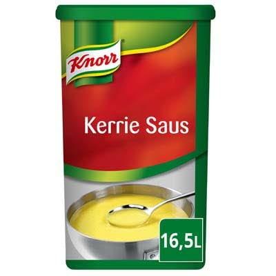 Knorr Kerrie Saus Poeder 16,5L -