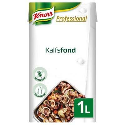 Knorr Professional Kalfsfond 1L -