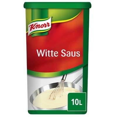 Knorr Witte Saus Poeder 10L -