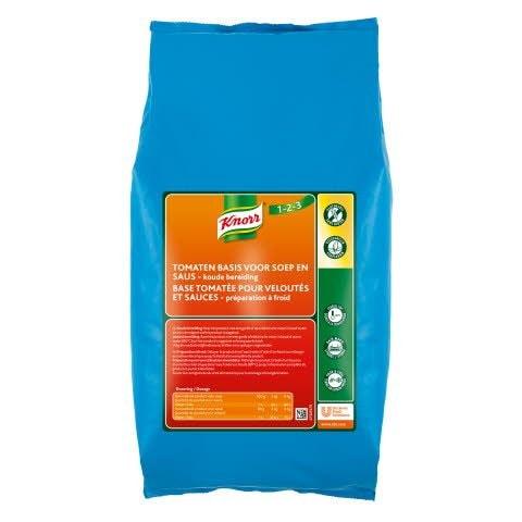 Knorr 1-2-3 Koude Basis Tomaten Saus 3kg -