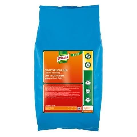 Knorr 1-2-3 Koude Basis Vegetarische Jus 3kg -