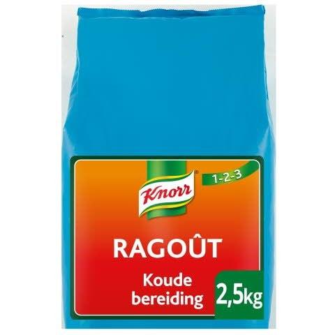 Knorr 1-2-3 Koude Basis Mix voor Ragout 2,5kg -