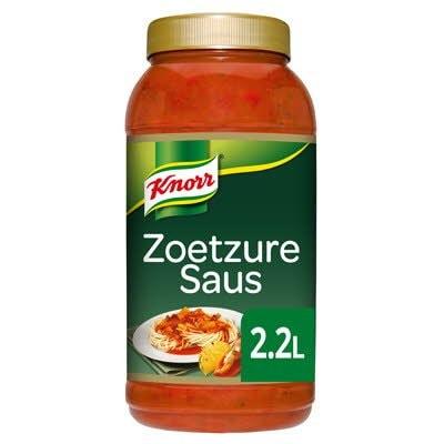 Knorr Zoetzure Saus 2.25 L -