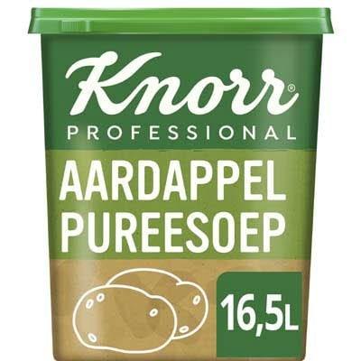 Knorr Klassiek Aardappel Pureesoep Poeder opbrengst 16,5L -