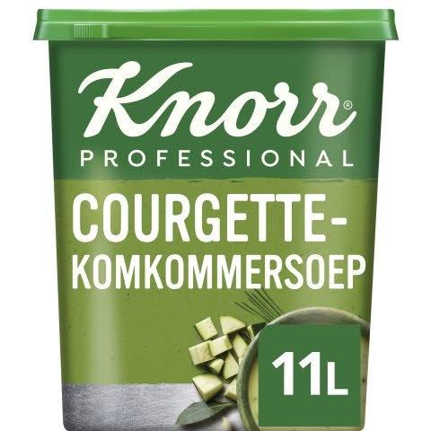 Knorr Klassiek Courgette-Komkommersoep Poeder opbrengst 11L -