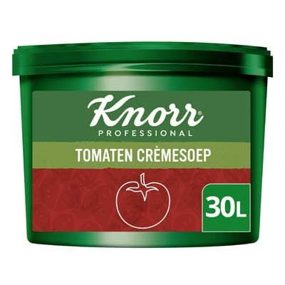 Knorr Klassiek Tomaten Crèmesoep Poeder opbrengst 30L -