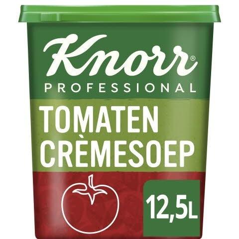 Knorr Klassiek Tomatencrème Poeder opbrengst 12,5L -