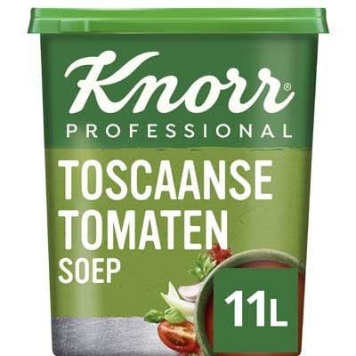 Knorr Klassiek Toscaanse Tomatensoep Poeder opbrengst 11L -