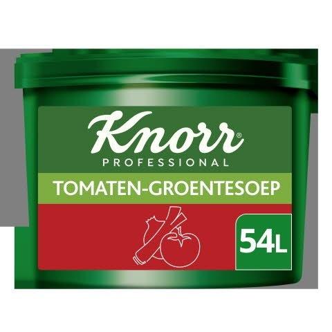 Knorr Voordeel Tomaten-Groentesoep Poeder opbrengst 54L -