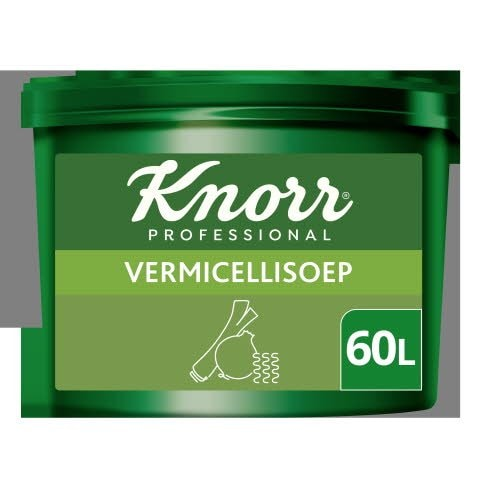 Knorr Voordeel Vermicellisoep Poeder Opbrengst 59L -