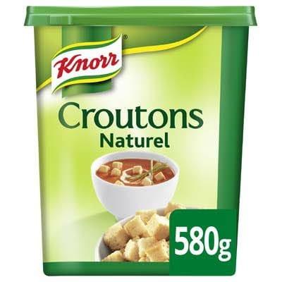 Knorr Croutons Naturel 0,58kg -