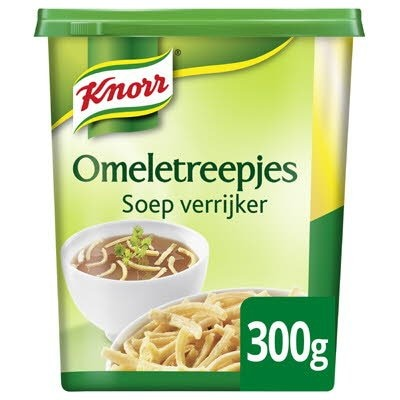 Knorr Omeletreepjes 300g -