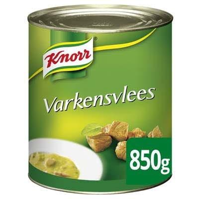 Knorr Soepverrijker Varkensvlees 850g -