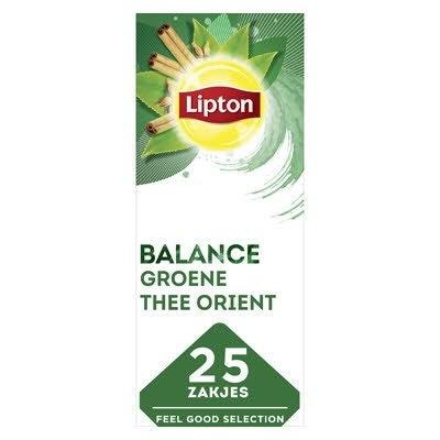 Lipton Feel Good Selection Groene Thee Orient 25 zakjes -