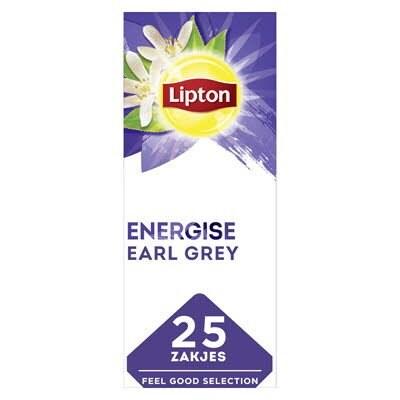 Lipton Feel Good Selection Thee Earl Grey 25 zakjes -