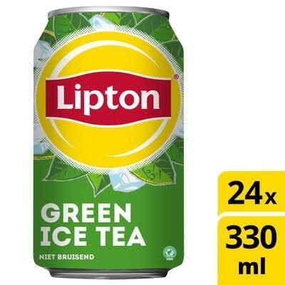 Lipton Ice Tea Green Original 24 x 330 ml -