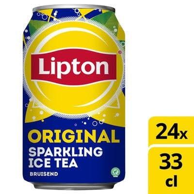 Lipton Ice Tea Sparkling Original 24 x 330 ml -