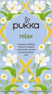 Pukka Relax 20 zakjes -