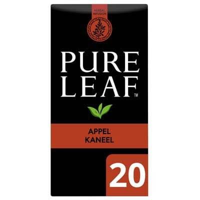Pure Leaf Biologische Thee Appel Kaneel 20 zakjes -