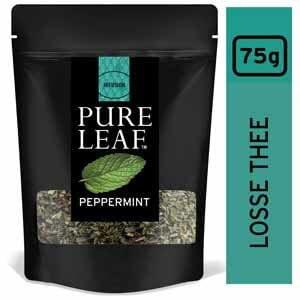 Pure Leaf Pepermunt 75g -