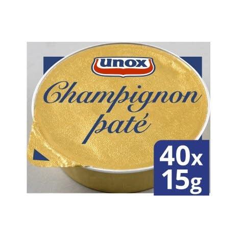 Unox Champignonpaté 40x15g -