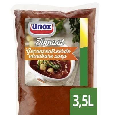 Unox Vloeibare Tomatensoep voor 3,5L -