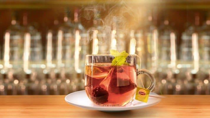 Lipton Green Tea Hot Temptation