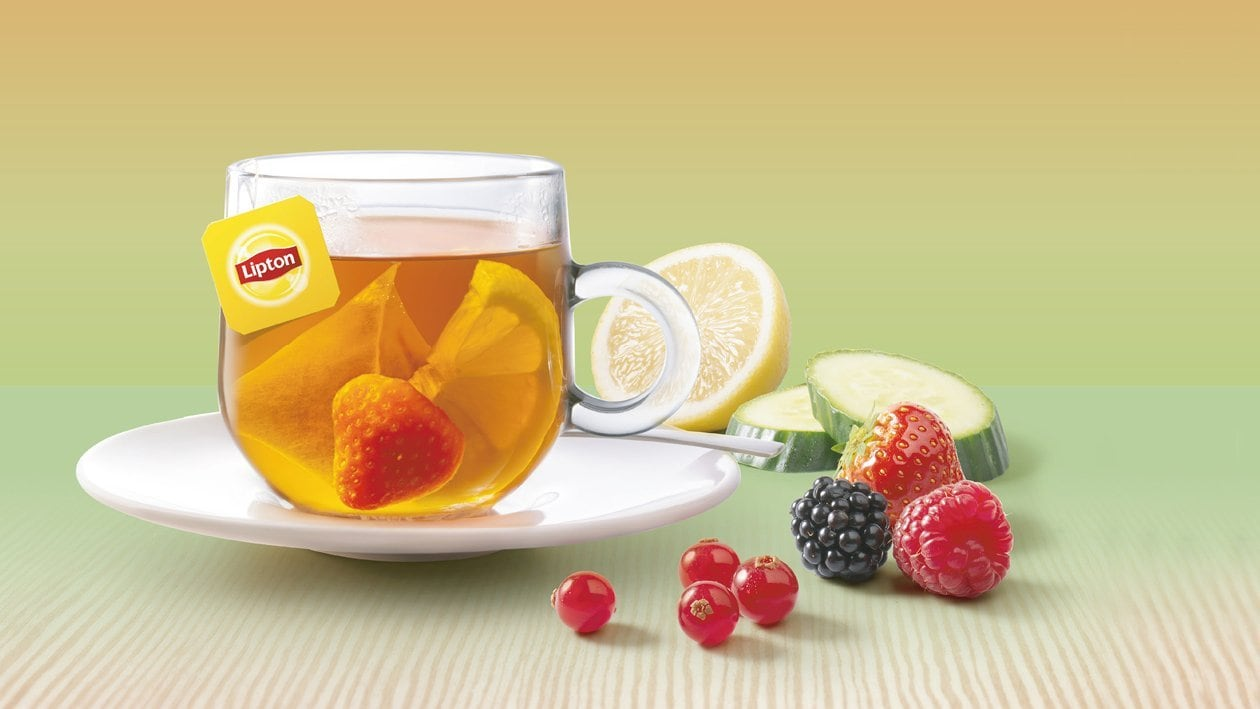 Lipton PerfectT Fresh Fruit Bomb