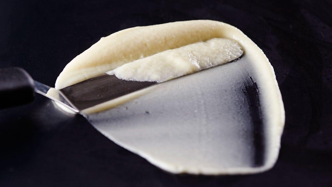 Schorsenerencrème met laurier
