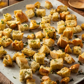 5. Croutons